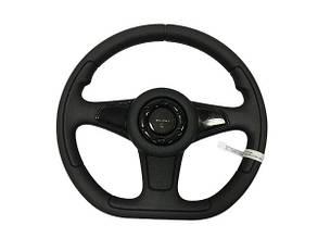 Кермо ВАЗ 2101 Екстрім Спорт (чорний) TECHNO