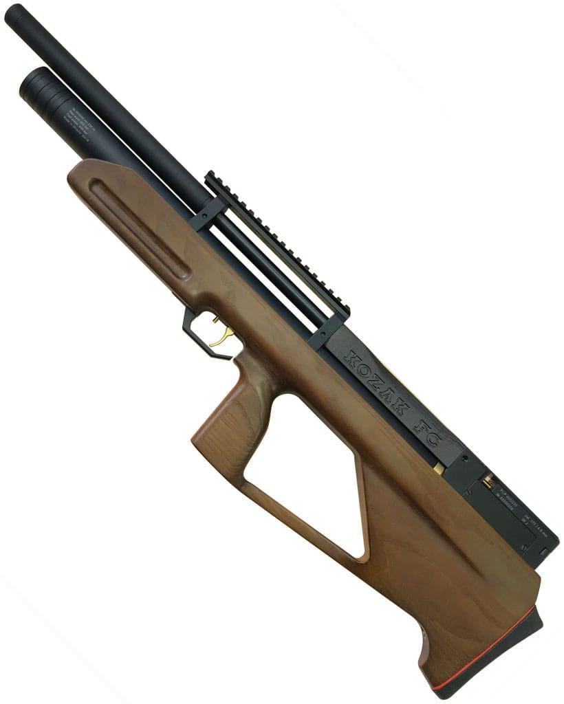 Гвинтівка пневматична PCP КОЗАК FC 450/230 коричневий