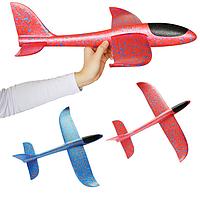 Метальний літак планер Fly plane 48 см, фото 1
