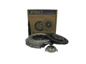 Комплект зчеплення ВАЗ 2108,1118 (новий тип ) FSO
