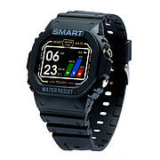 Смарт-часы Smart Watch Kumi U2 Black