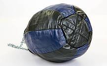 Чехол боксерского мешка кожаный (без наполнителя) TWINS PPL-BU-S, фото 3