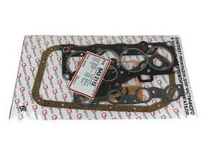 Комплект прокладок двигуна повний ВАЗ 2112 (Люкс Пробка) Квадратис