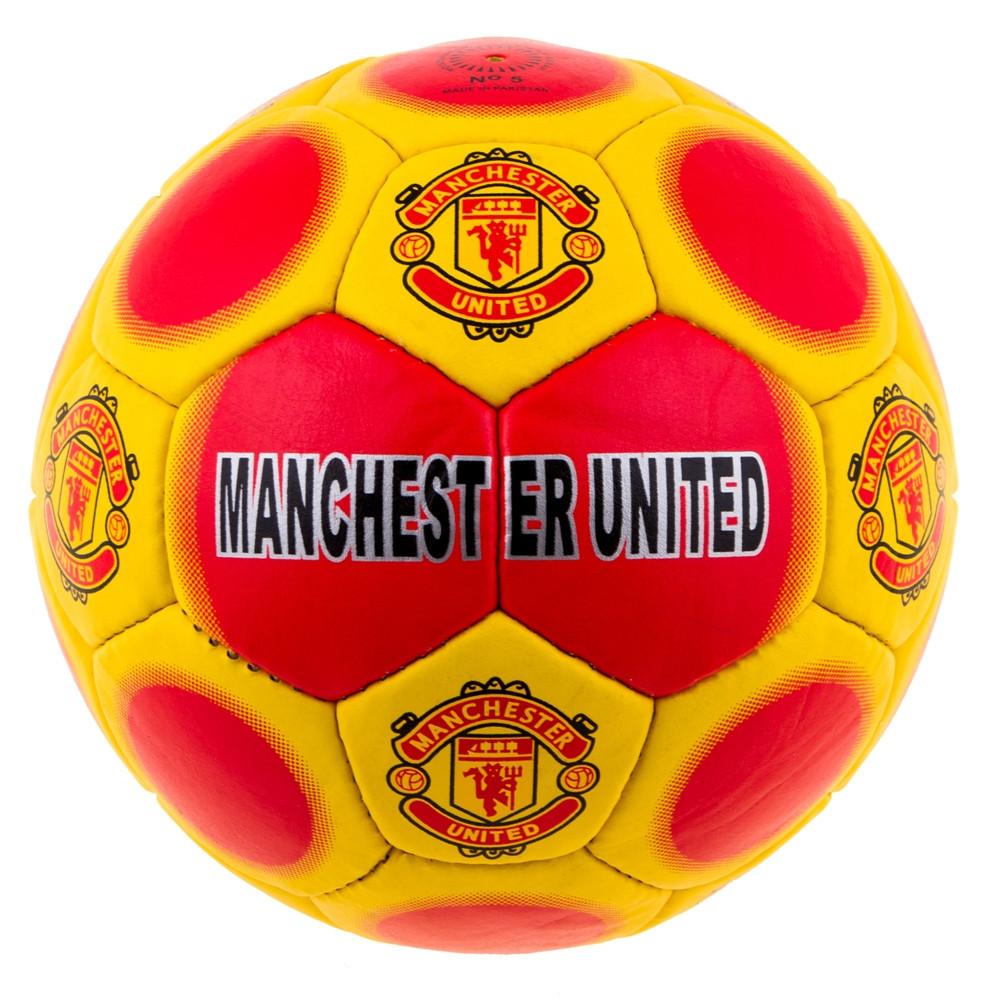 М'яч футбол SemiDull Manchester United YSD-304MNC