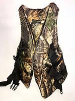 """Страхувальний жилет мисливець рибалка очерет """"Ranger"""" вага 70-90кг"""
