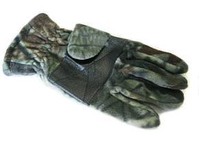Перчатки теплые флисовые, фото 2