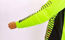 Форма вратаря взрослая зеленая CO-022-LG, фото 3