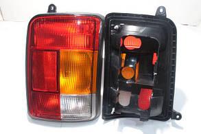Корпус ліхтаря заднього ВАЗ 21213 правий ДААЗ