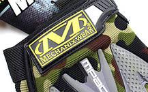 Рукавиці тактичні з закритими пальцями MECHANIX WEAR BC-4699-HG, фото 3