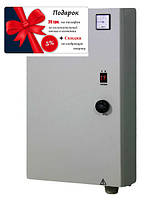 Водонагреватель проточный электрический настенный КЭО-П 18 кВт Днипро