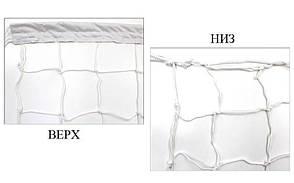 Сетка для волейбола узловая Эконом10 (р-р 9,5x1м, ячейка 10x10см) SO-5269