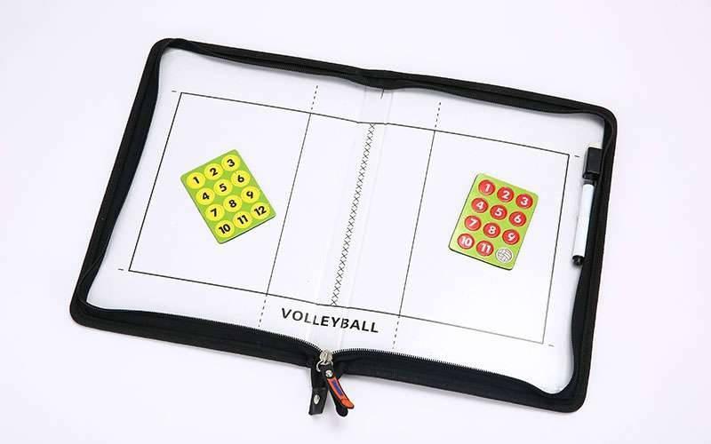 Доска тактическая волейбольная C-5933