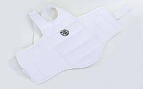 Защита корпуса (жилет) для каратэ детская WKF MA-6244, фото 2