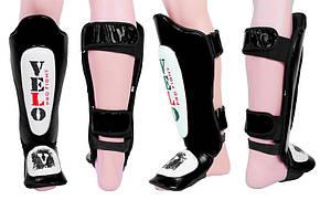 Защита для ног MMA VELO кожа ULI-7021, фото 2