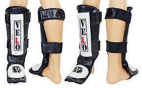 Защита для ног MMA VELO кожа ULI-7020, фото 2