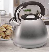 Чайник Maestro, металлический, объем 4,3л(MR-1319)