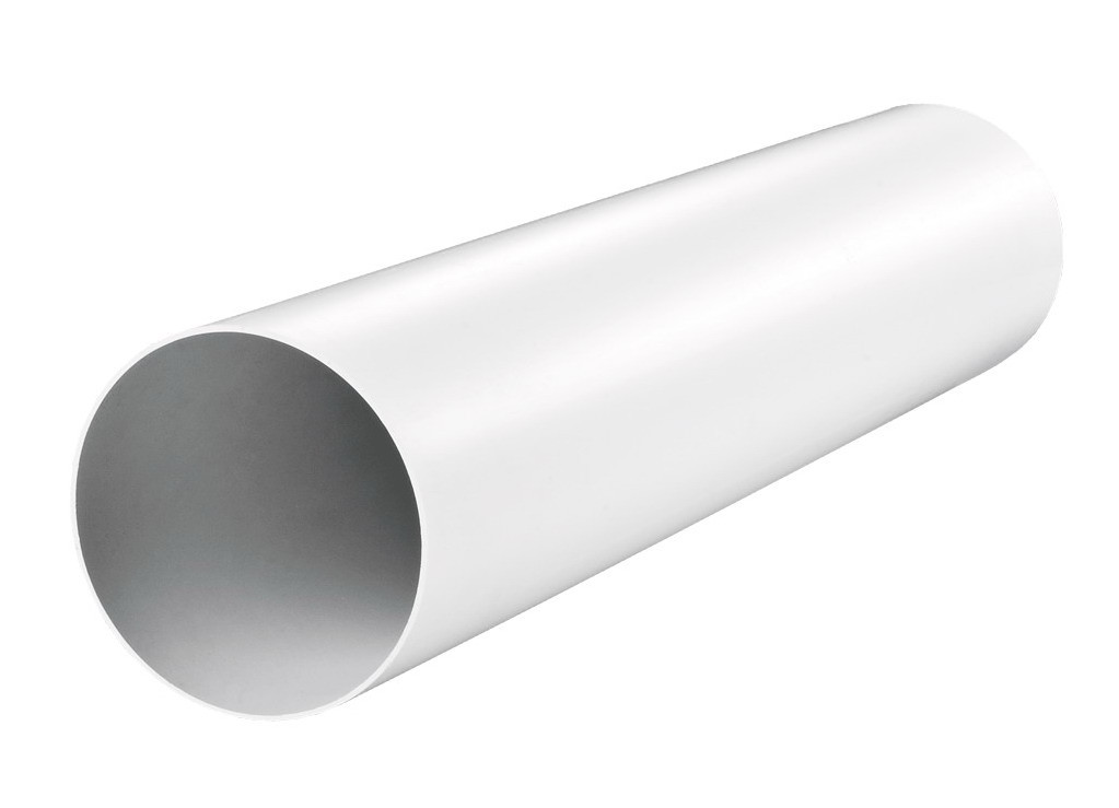 Повітропровід круглий Ера ПВХ 150 мм х 1.5 м (60-244)