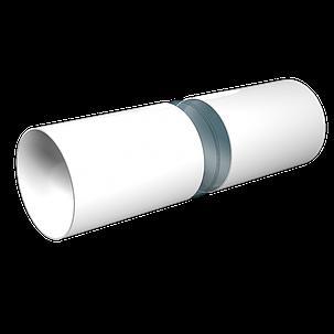 Повітропровід круглий Ера ПВХ 150 мм х 1.5 м (60-244), фото 2