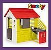 Ігровий будиночок з кухнею Nature Smoby 810713