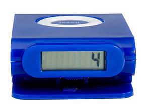 Шагомер электронный с клипсой HZ-598B, фото 3