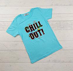 Детская футболка оптом 3,4,5,6,7 лет для мальчиков.