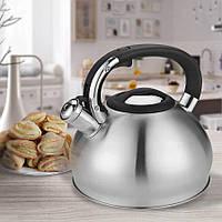 Чайник Maestro, материал - высококачественная нержавеющая сталь, объем 3.0 л MR-1334
