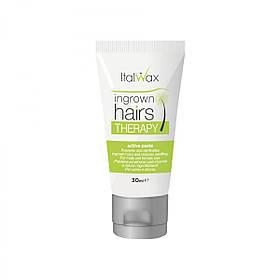 Паста проти вростання волосся ItalWax Ingrown Hair Lotion 30 мл