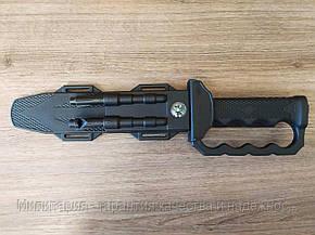 Ножі для полювання, риболовлі та туризму Columbia мисливський тактичний військовий армійський великий ніж 2648, фото 2