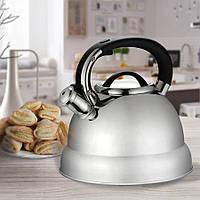 Чайник Maestro, объем 4 л, материал - нержавеющая сталь (MR-1332L)