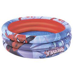 Надувной бассейн Bestway 98018 3 кольца, 122х30 см