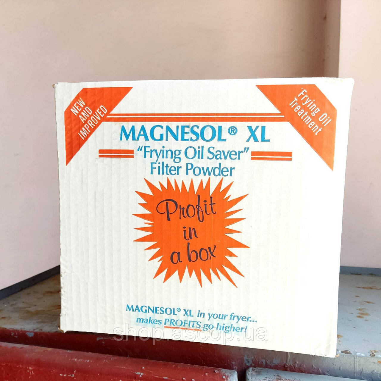 MAGNESOL XL, Магнесол.