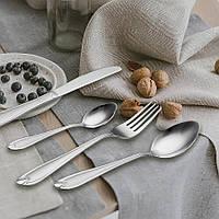 Набор столовых приборов Maestro, в комплекте 24 предмета, материал - нержавеющая сталь, MR-1530-24