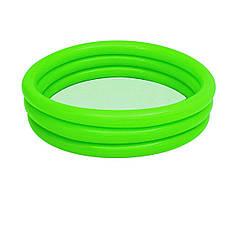 Детский надувной бассейн Bestway 51027 Зеленый