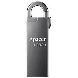 Флеш пам'ять 64GB USB3.1 Apacer AH15A Ashy AP64GAH15AA-1