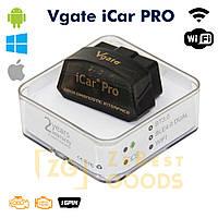 Автосканер ELM327 Vgate iCar PRO OBD2 WiFi для Android/iOs версия 2.2 (оригинал), фото 1