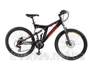 Двопідвісний Велосипед Azimut Blackmount 26 D (18)