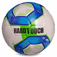 М'яч футбольний №5 CRYSTAL HARD TOUCH FB-2362 (№5, 5 сл., зшитий вручну, кольори в асортименті)