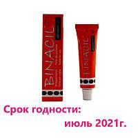 Краска Binacil для бровей и ресниц черная, фото 1
