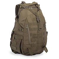 Рюкзак тактический штурмовой SILVER KNIGHT 40 литров 9386 (нейлон, оксфорд, размер 50х37х20см)