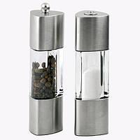 Набор для специй Maestro, соль-перец, материал корпуса: нержавеющая сталь, акрил, MR-1622