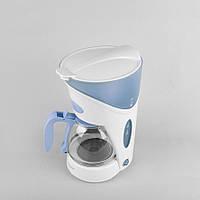 Кофеварка Maestro, мощность: 220-240В, ~50Гц, 700Вт, фильтр: съемный моющийся фильтр MR-403-BLUE