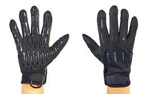 Рукавиці тактичні з закритими пальцями BLACKHAWK BC-4925-BK