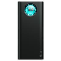 Повербанк BASEUS Amblight Quick with Display 20000mAh |2USB/Type-C/Lightning, PD3.0/QC3.0, 3A/18W| Черный