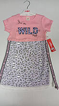 Детское платье р.104-122