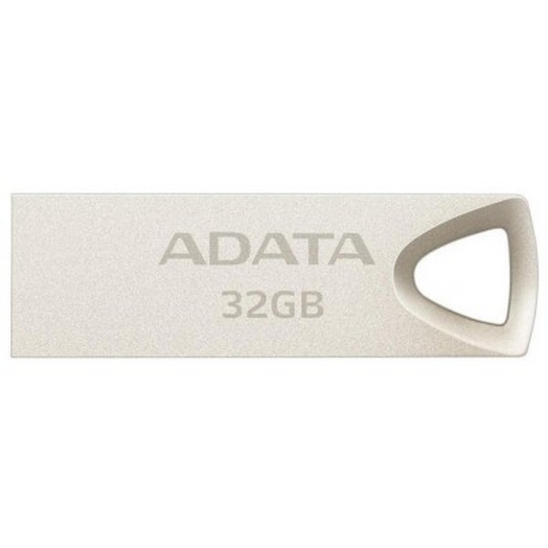 Флеш пам'ять 32GB USB 2.0 A-Data UV210 Metal en (AUV210-32G-RGD) Gold