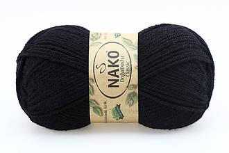 Nako Doga Dostu Classic, Черный меланж №40074