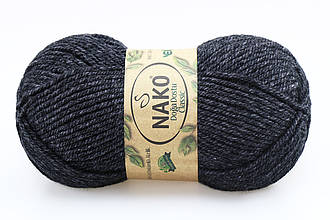 Nako Doga Dostu Classic, Антрацит меланж №40065