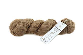 Gazzal Baby Alpaca Pure Color, Карамель №6455
