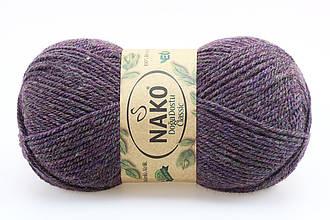 Nako Doga Dostu Classic, Сиренево-серый меланж №40088