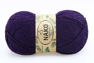Nako Doga Dostu Classic, Фиолетовый меланж №40077